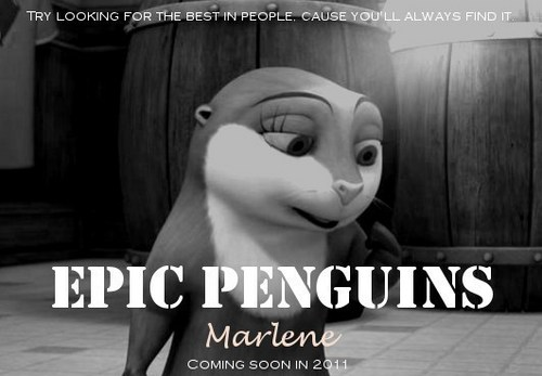 Epic Penguins - Marlene Movie Poster