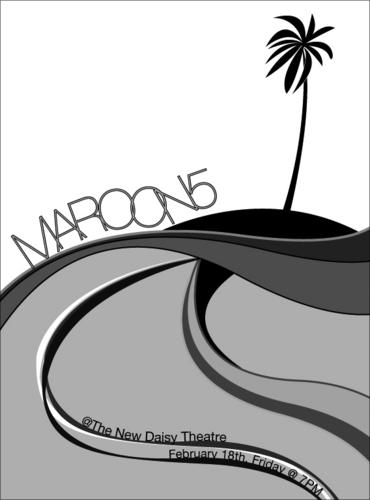 प्रशंसक Arts of Maroon 5