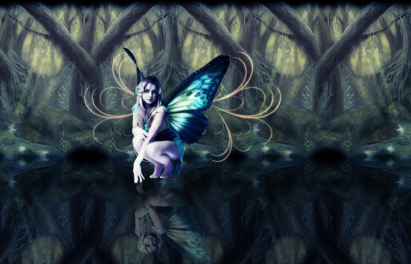 Fantasy fairy fantasy photo 24087982 fanpop - The graphics fairy ...