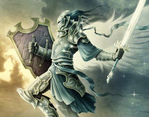 fantasía Knight