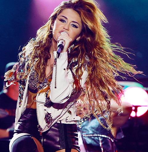 favorite singer miley cyrus