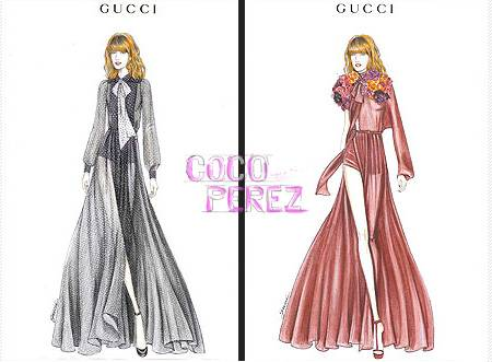Florence Gucci Dresses