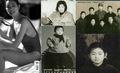 Gong Li young
