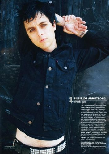 Green Day/Billie Joe. c: