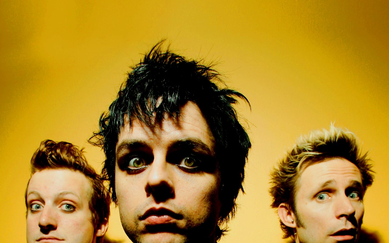 Green Day  Green Day Wallpaper 24059674  Fanpop