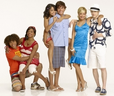 High School Musical 3 wallpaper probably containing a portrait entitled HSM