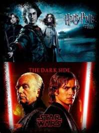 Harry Pottor vs starwars