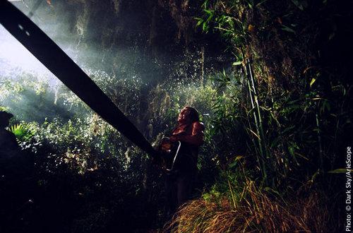 machadinha, machado 2 Scene