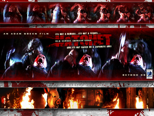 Horror Movies wallpaper titled Hatchet