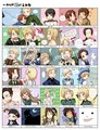 Hetalia Meme - hetalia fan art