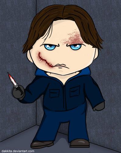 Hoffman angry
