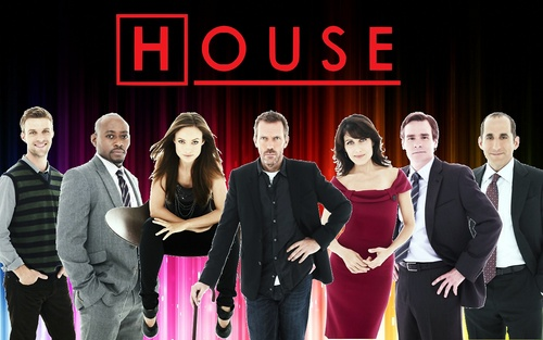 HouseTeam - house-md Wallpaper