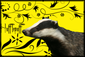 Hufflepuff wallpaper probably with a badger entitled Hufflepuff