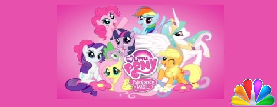 Hulu 39 s Banner My Little Pony