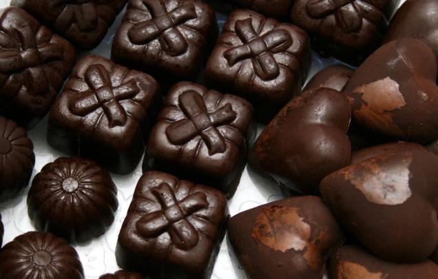I प्यार Chocolates!