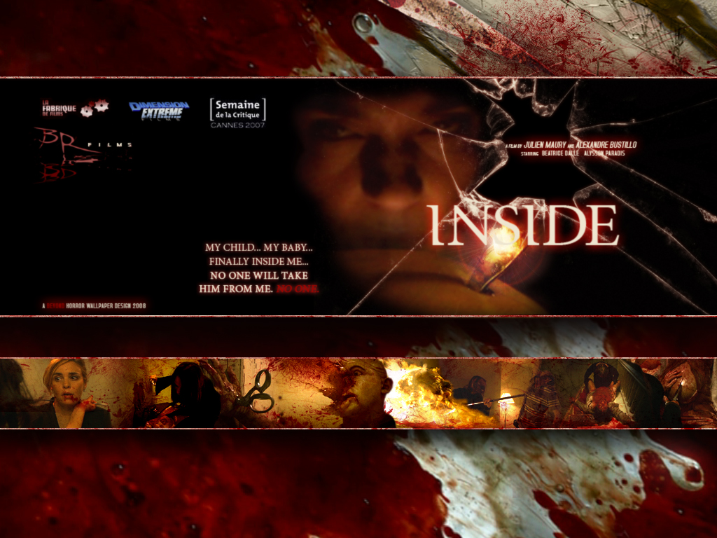Inside horror movies wallpaper 24077289 fanpop for Inside movie