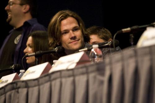 Jared @ comic con 2011