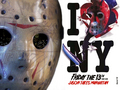 horror-movies - Jason Takes Manhattan wallpaper