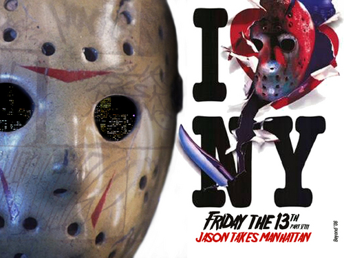 Jason Takes Manhattan - horror-movies Wallpaper