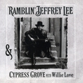 Jeffrey Lee Pierce & Cypress Grove with Willie Love - jeffrey-lee-pierce-the-gun-club photo