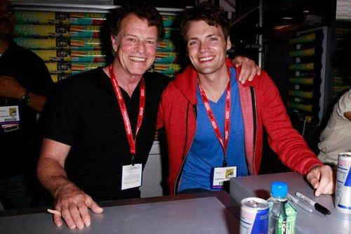 John Noble @ SDCC 2011