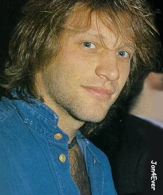 ボン・ジョヴィ 壁紙 probably containing a portrait titled Jon Bon Jovi
