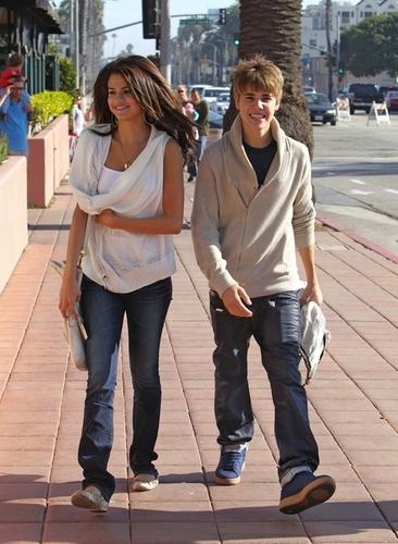 Justin & Selena <3