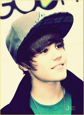 Justin edited pics!