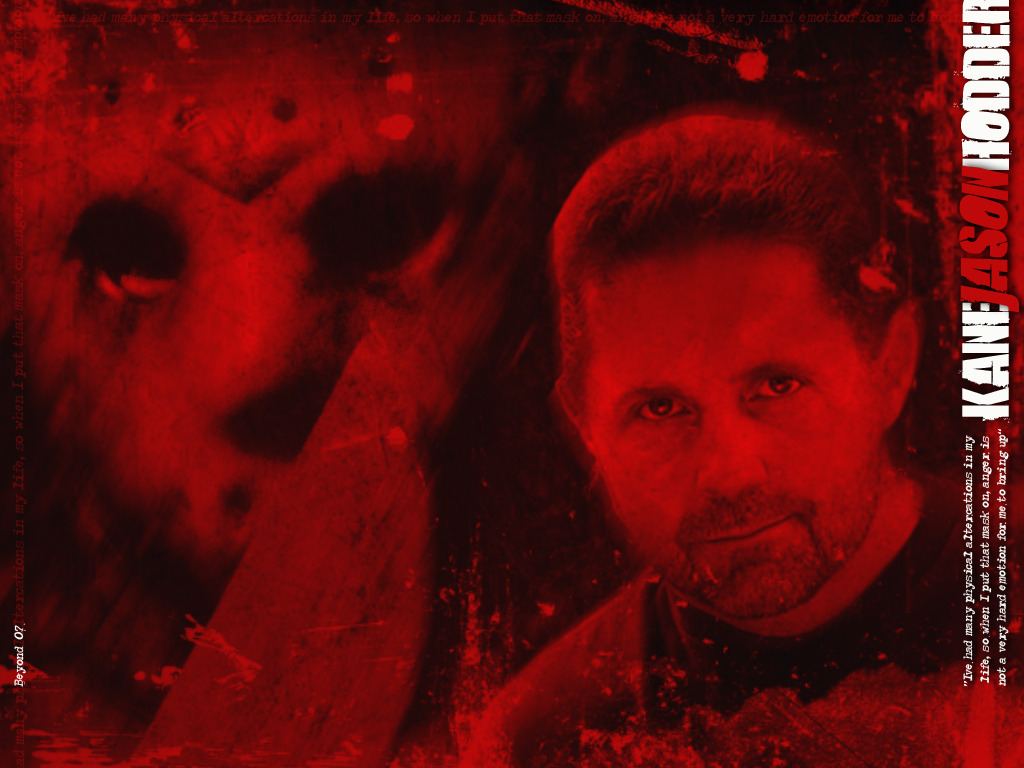 Kane Hodder as Jason