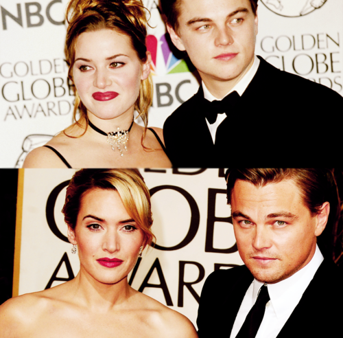 Kate & Leo - kate-winslet-and-leonardo-dicaprio Fan Art