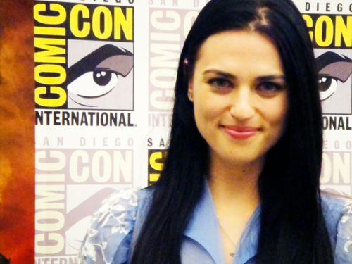 Katie at SDCC