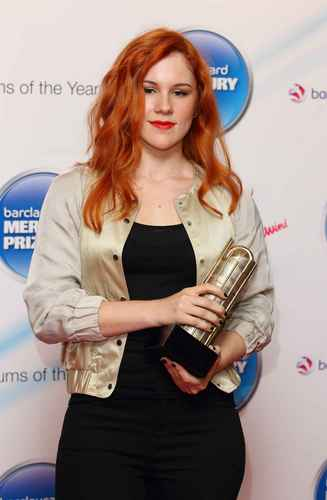 Katy B - Mercury Prize Nominations (2011.07.19.)