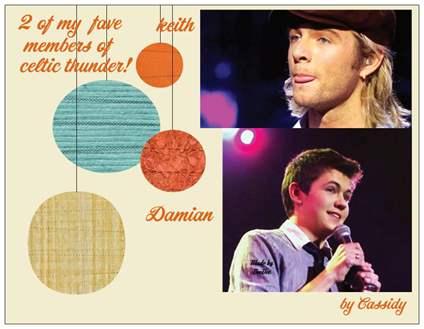 Keith & Damian