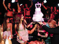 Kim Kardashian Celebrates Her Bachelorette Party at TAO in Vegas, July 23. - kim-kardashian photo