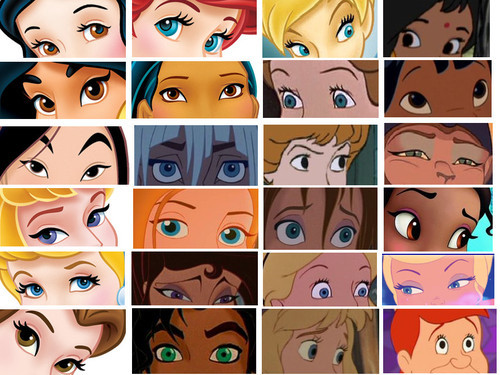 Ladies' Eyes