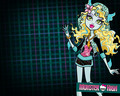 Lagoona Walpaper - monster-high wallpaper
