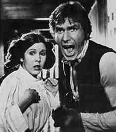 Leia and Han