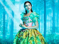 Lily Collins as Snow White -- FIRST PIC