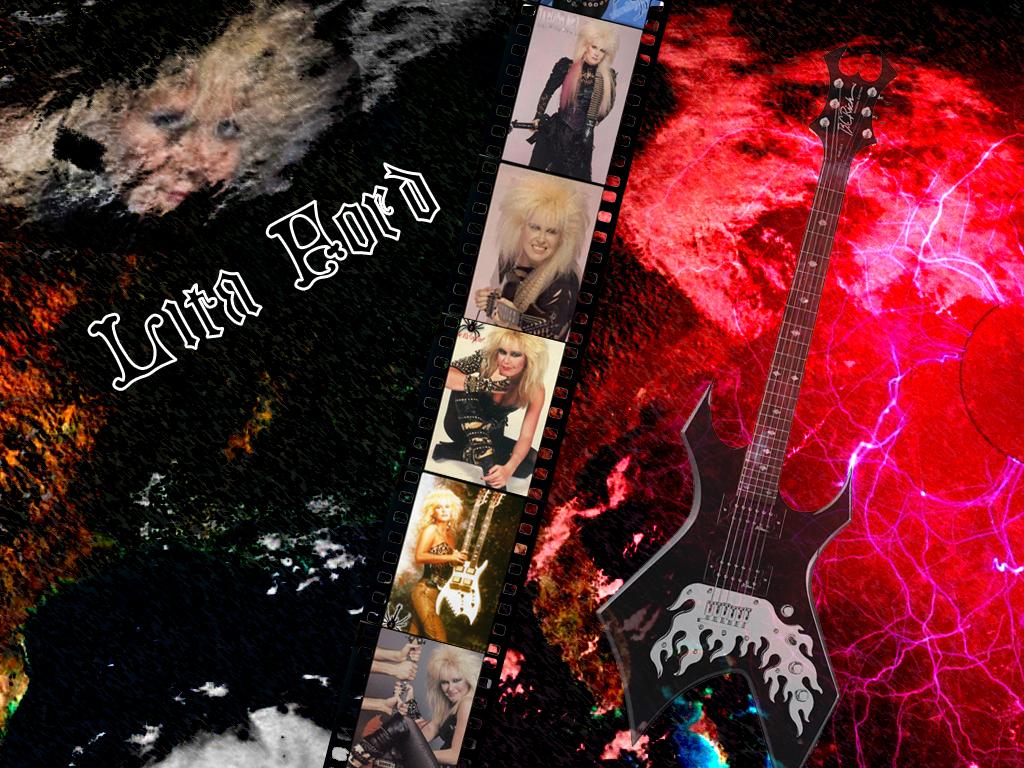 Lita Ford - گٹار Goddess