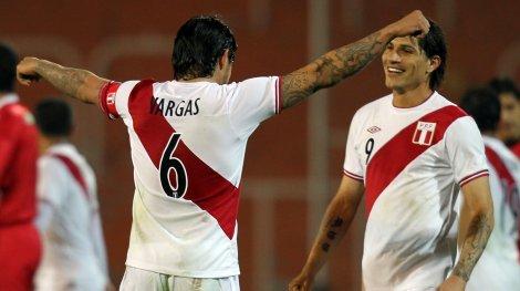 Loco Vargas Copa America 2011 Juan Manuel Vargas