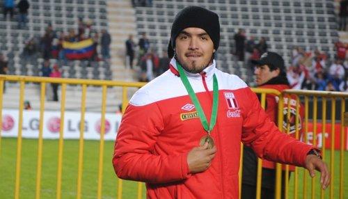 Loco Vargas Juan Manuel Vargas Risco Fiorentina Peru