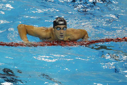 M. Phelps