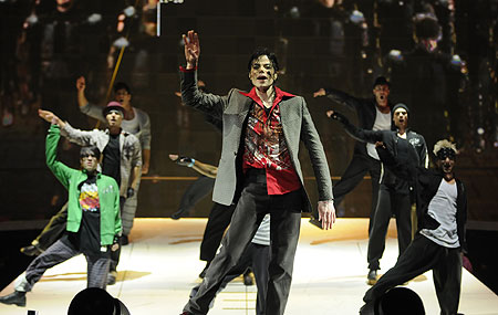 MJ this is it