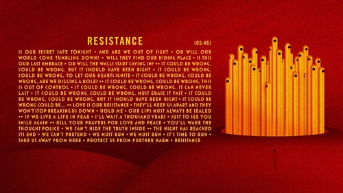 Muse – From The Resistance 5.1 Surround DVD