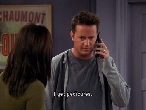 Matthew Perry as Chandler Bing |
