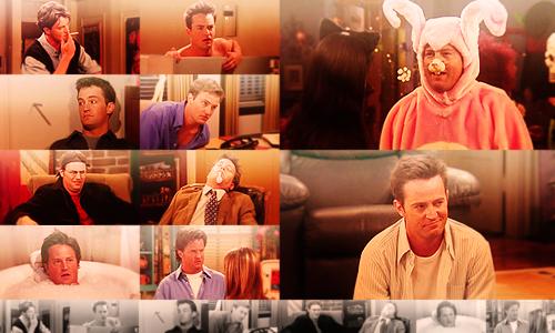 Matthew Perry as Chandler Bing |