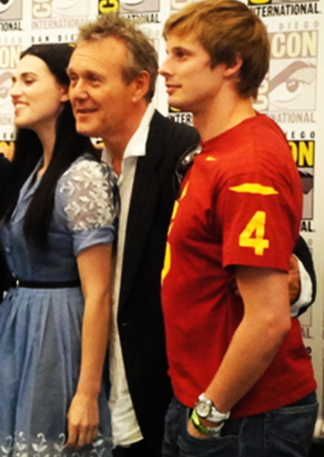 Merlin Cast at Comic-Con