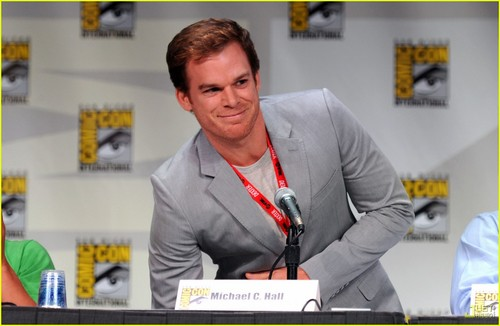 Michael C. Hall: Comic-Con 2011