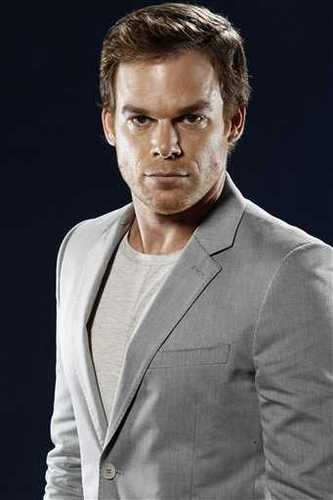 Michael C Hall's 'Dexter' Comic Con Portrait 2011