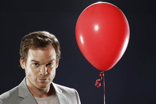 Michael C Hall's 'Dexter' LMT música Lodge Photoshoot @ Comic Con 2011 (HQ)